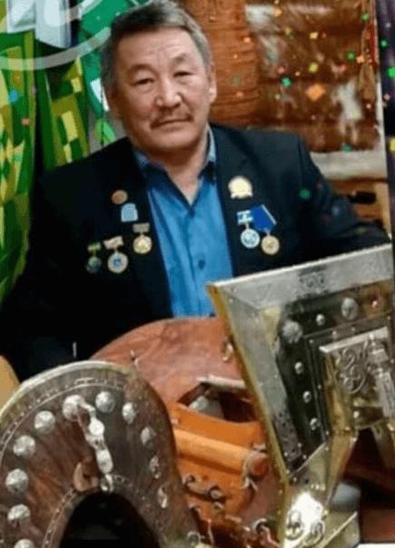 Николай Степанов Уус