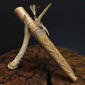 Якутский нож от якутского мастера Лэкиэс Уус