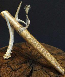 Якутский нож от Якутскогомастера Лэкиэс Уус3(1)