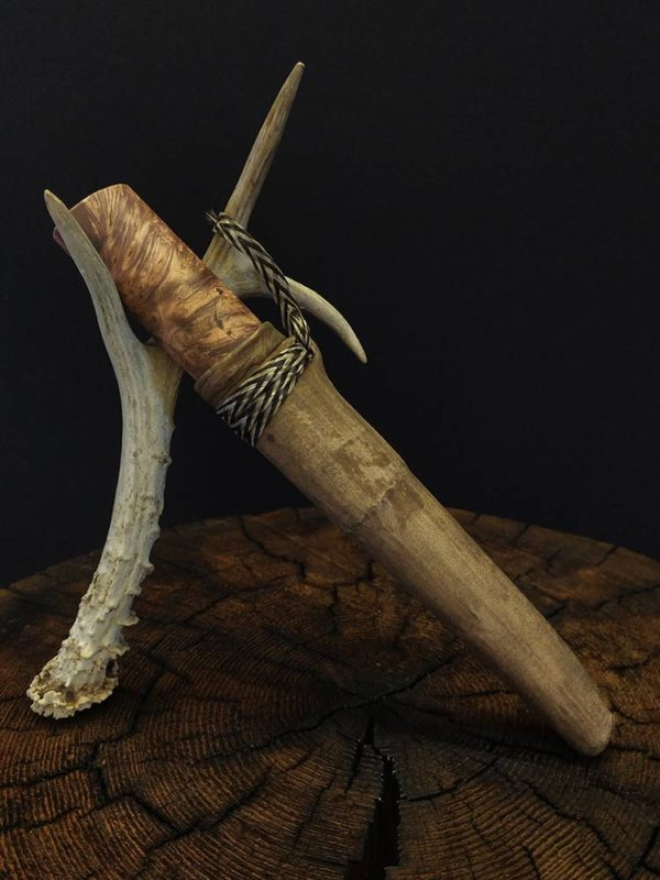 Якутский нож от Якутского мастера Лэкиэс Уус 5